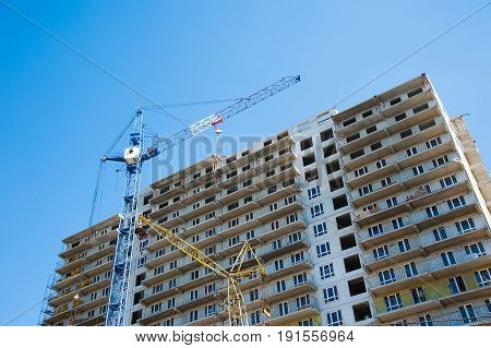 Construction Of Multi-storey Residential Building