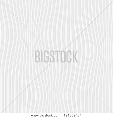 White texture. abstract pattern seamless. expand line nature geometric modern. on white background for interior wall 3d design. vector illustration