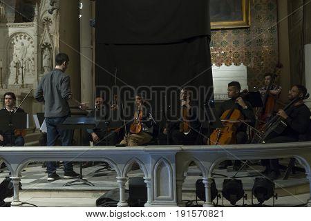 Joseph Abboud - Men Spring Summer 2017 Collection - Rehearsal
