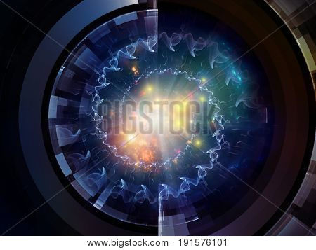 Perspectives Of Space Emitter