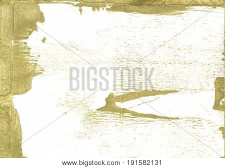 Hand-drawn abstract watercolor background. Used colors: White Dark khaki Lotion Baby powder Bronze Milk Ivory Burlywood Pale goldenrod Cosmic latte Flax