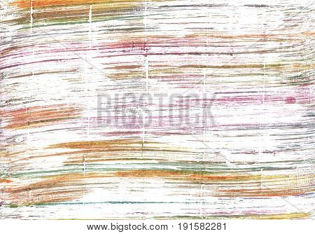 Hand-drawn abstract watercolor background. Used colors: White Snow Lotion Baby powder Ghost white Grullo Desert sand Lavender blush Christmas silver Dark vanilla