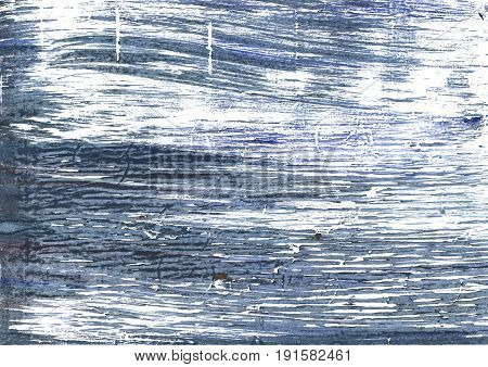 Hand-drawn abstract watercolor background. Used colors: White Slate gray Shadow blue Charcoal Independence Ghost white Dark electric blue Light slate gray Weldon Blue