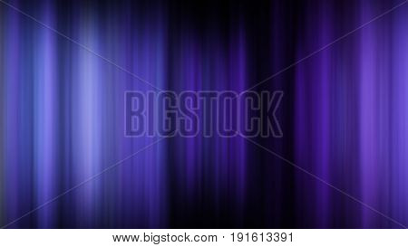 Abstract Background With Colorful Northern Lights