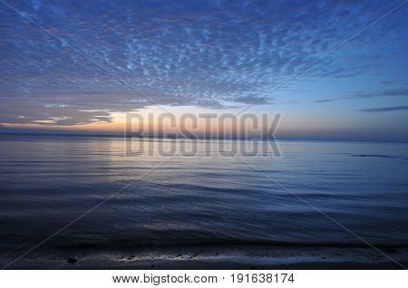beautiful blue sky with clouds background.Sky clouds.Sky with clouds weather nature cloud blue, Sky background on sunset. Nature composition