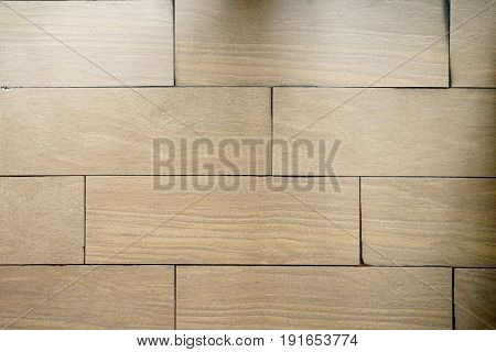 Seamless oak wood floor texture for background