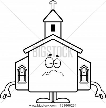 Sick Cartoon Church