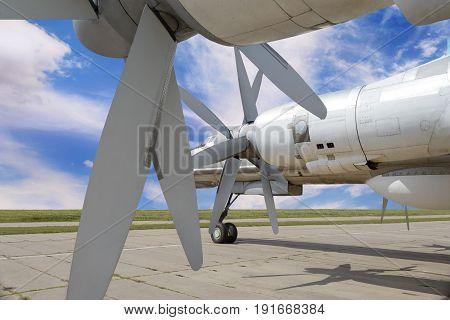 Military Bomber Plane