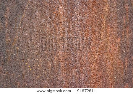 Texture Of Old Rusty Metal