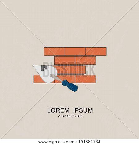House remodel concept for remodeling service vector illustration