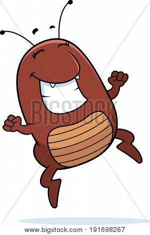 Cartoon Flea Success