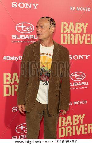 LOS ANGELES - JUN 14:  Flea aka Michael Peter Balzary at the