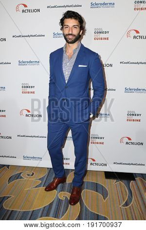 LOS ANGELES - JUN 16:  Justin Baldoni at the 30th Annual Scleroderma Benefit at the Beverly Wilshire Hotel on June 16, 2017 in Beverly Hills, CA