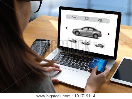 Car Rental Salesman Automobile Vehicles Car Rentals Transportation
