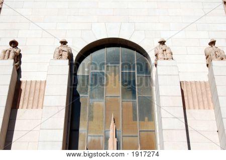 Anzac Memorial Building