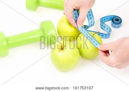 Measures After Diet
