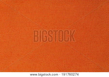 fabric texture orange gobelin - for background