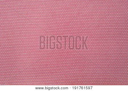 fabric texture pink gobelin - for background