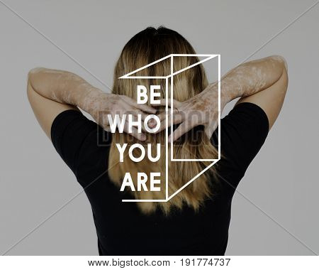 Be yourself motivation inspiration aspiration