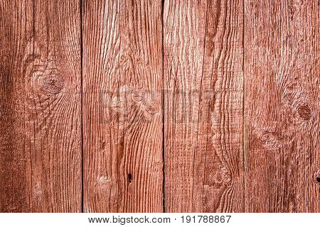 Texture of wooden unpainted old vertical boards
