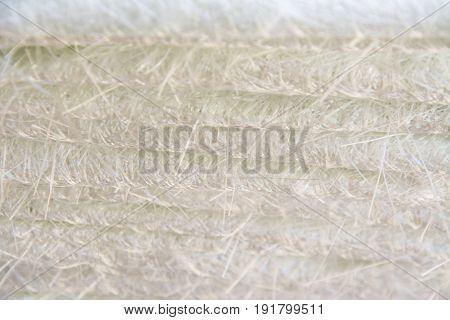 White Glass Fiber Composite Raw Material