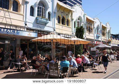 Christchurch - Regent Street