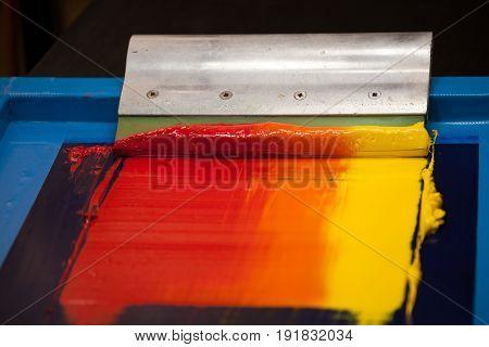 Hot Tone Of Colour