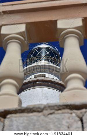lighthouse Cap de Formentor,island Majorca in Spain