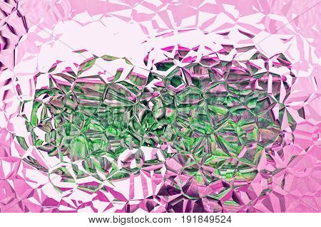 Multicolored Futuristic abstract background. Digitally generated image.