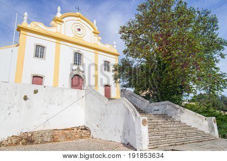 Igreja Matriz Church In Santiago Do Cacem