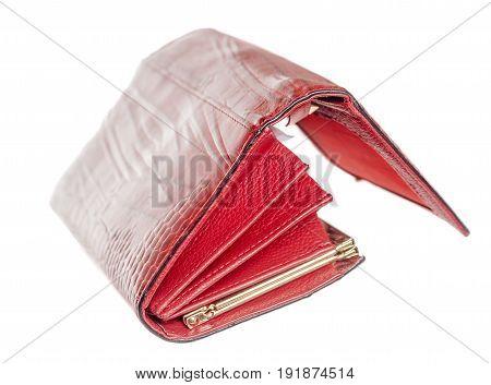 Open Female Wallet
