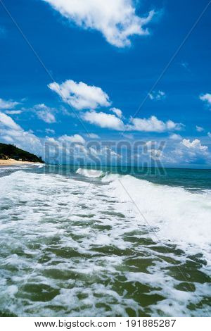 Heavenly Blue Divine Coastline