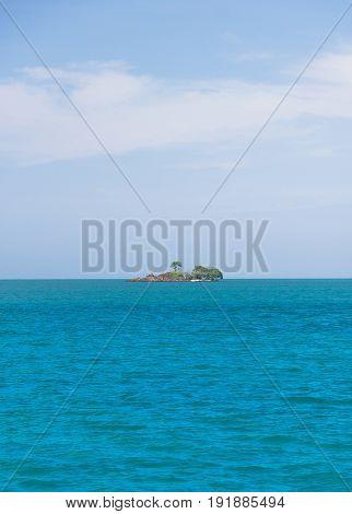Sea Scene Sunny Waters