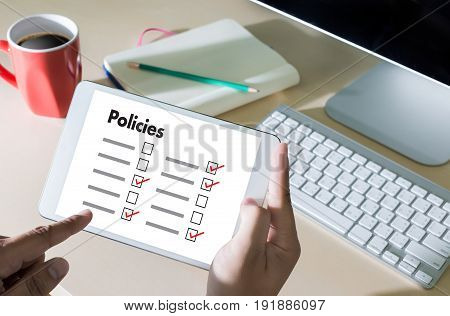 Policies  Privacy Policy Settings Information Principle Strategy Rules