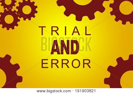 Trial And Error Concept