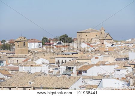 Baeza city (World Heritage Site)