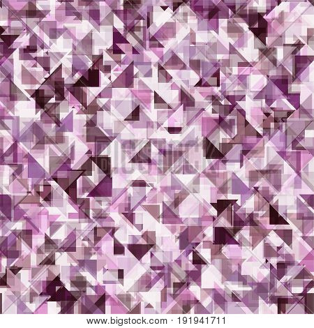 Vector seamless pattern with the image of the texture and color palette of amethyst for your design.