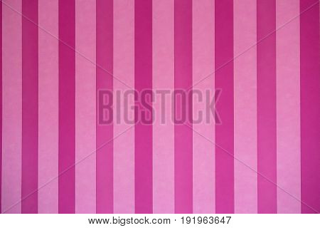 Pink wallpaper with vertical stripe for background