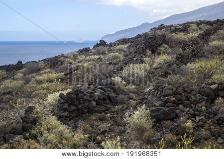 Lava Walls With A View