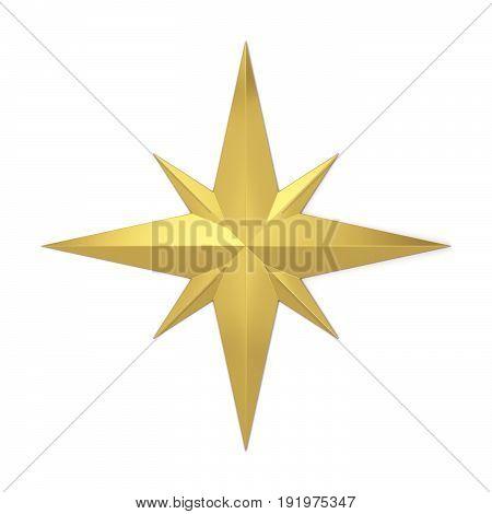 Compass Rose Symbol