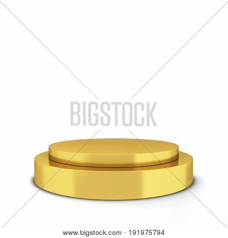 Round Podium