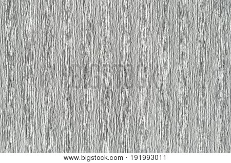 White texture of embossed paper.corrugated paper. Pattern of vertical grooves