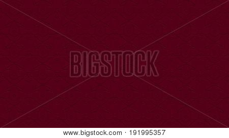 Seamless Abstract Background In Maroon Tones With Scribbles