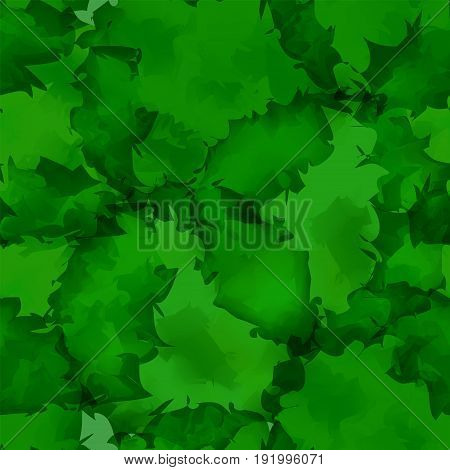 Dark Green Watercolor Texture Background. Fetching Abstract Dark Green Watercolor Texture Pattern. E