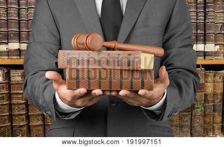 Law book books judge lawyer gavel gavel judge