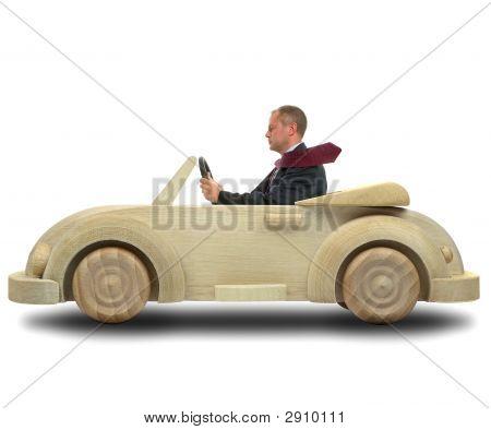 Green Company Car