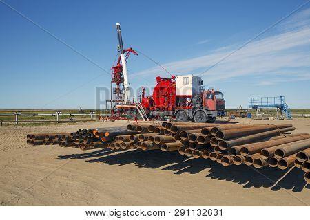 Overhaul Of Gas Wells, Coiled Tubing Installation