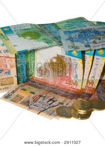 Kazahstan Geld.