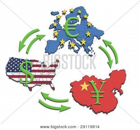 Världens största ekonomier