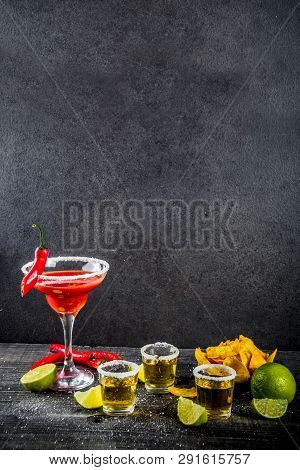 Mexican Cocktail For Cinco De Mayo
